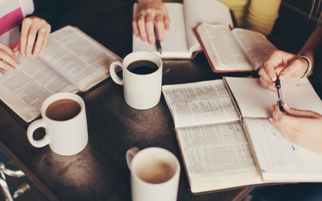 All Church Study Groups: October 6 – November 10