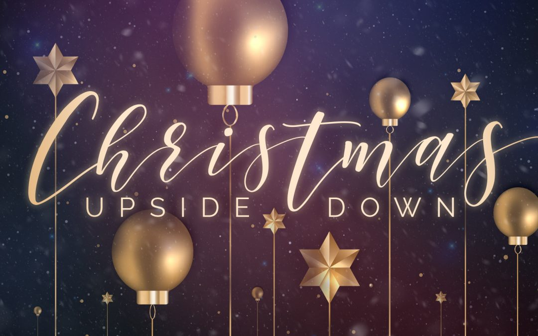 Christmas Upside Down
