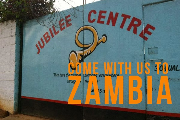 Zambia, Is God calling you to go too?