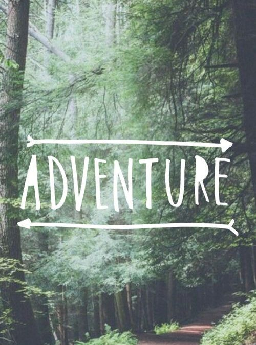 Ready to go on an Adventure with God?