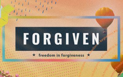 Invite to Invite- Forgiven 4.01.21