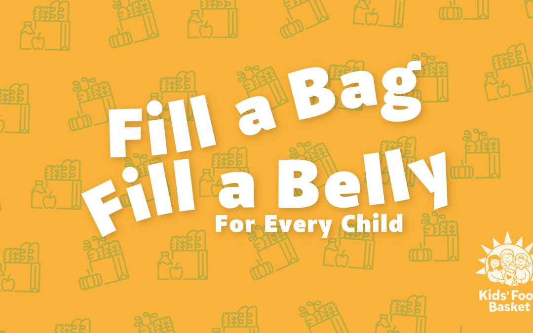 Celebrating Fill a Bag